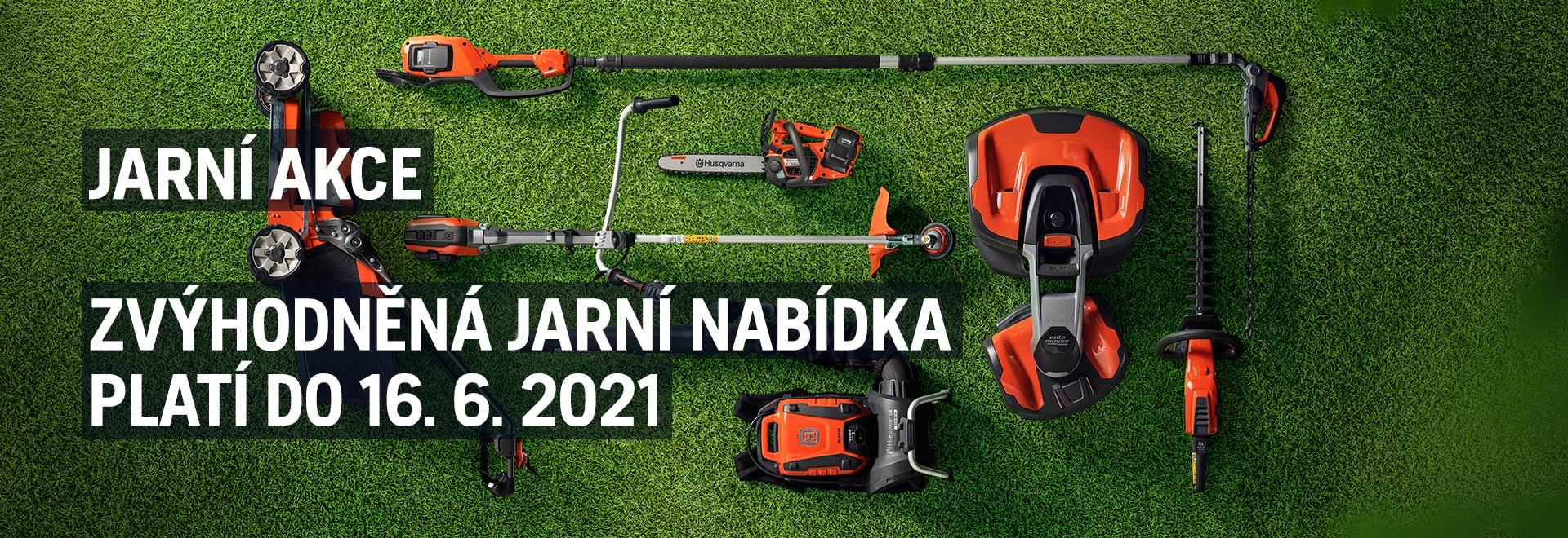 Jarní kampaň 2021